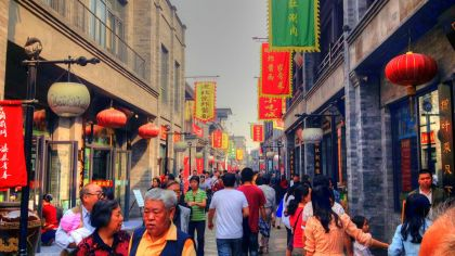 Business with China and its cultural differences